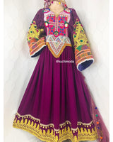Hamdia Afghan Kuchi Dress