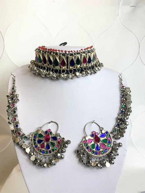 Afghan Jewellery Set