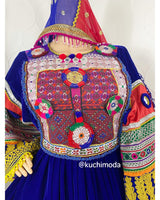 Mina Afghan Kuchi Dress