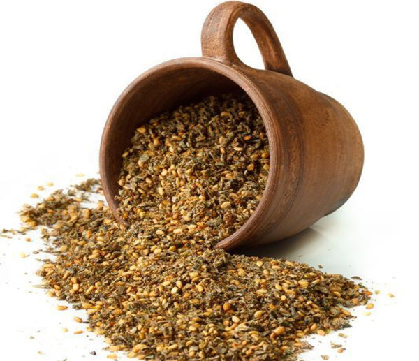ZA'ATAR • The ancient Spice of Lebanon