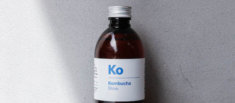 Ko for Kombucha