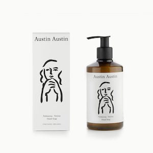 Austin Austin organic sustainable eco friendly hand soap wash
