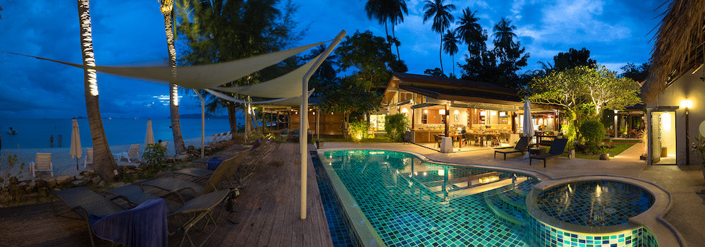 Thailand Koh Samui Be The Fittest Retreat