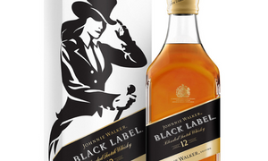 Jane Walker? Yes, Johnnie Walkers New logo to Celebrate Woman's Day
