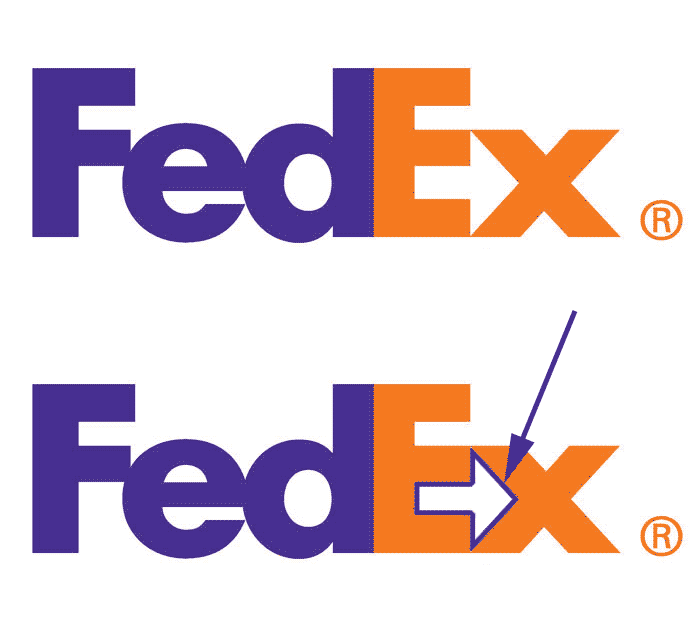 FedEx Logo design and its hidden message | Pixellogo