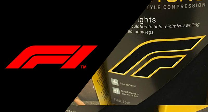 Formula One Faces Legal Battle Over Logo Copyrights