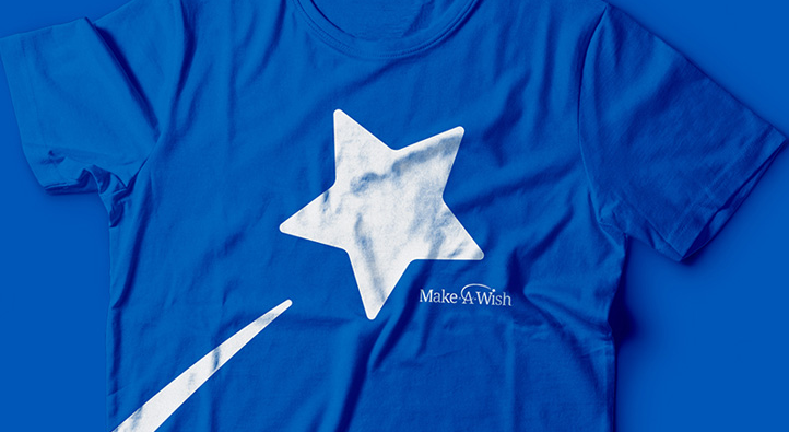 New Make a Wish Logo