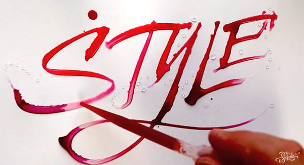 The Art of Calligraphy and Font in a Logo Design