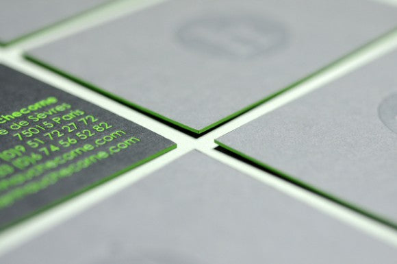 Julien Hauchecorne business cards by Dennis Mallet 5