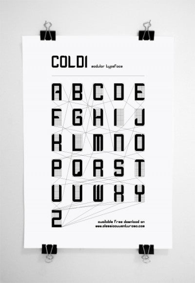 Coldi Free Font Download 3