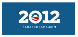 2012 Obama election logo