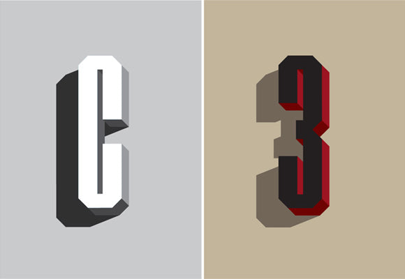 Typography love: Wired Magazine Typeface