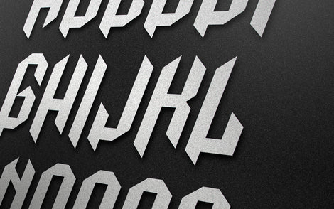Mod Gothic free font download 2