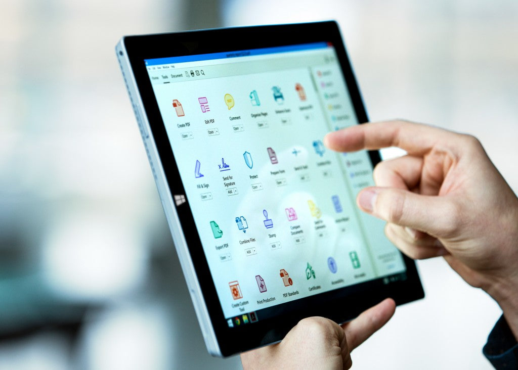 Adobe launches Document Cloud, Acrobat Mobile and Fill