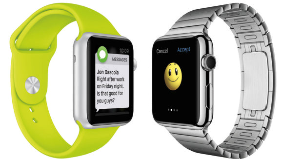 Apple Watch helps you to stay connected