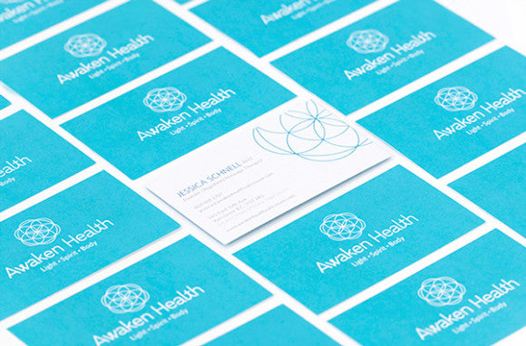 Awaken Health Business Card