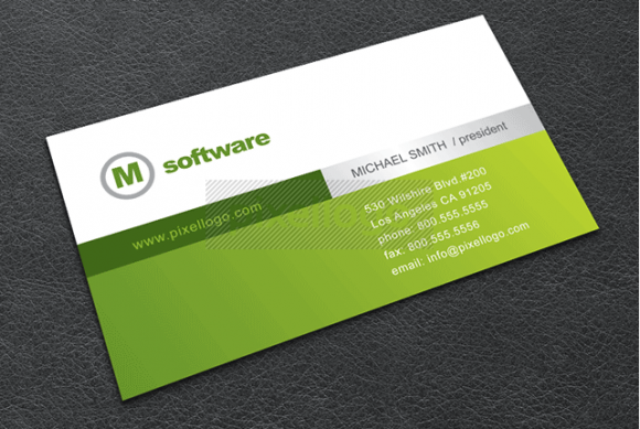 Business Card 2 by Pixellogo