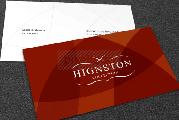 Hignston Business Card