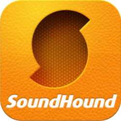 SoundHound icon for iPhone and iPad app