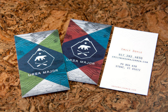 Ursa Major Business Card