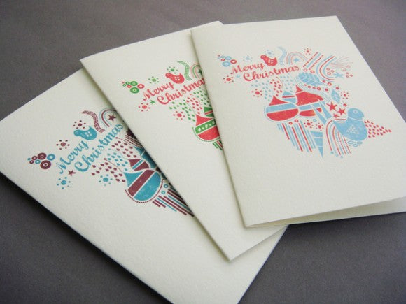 Christmas Cards by Rachel Brooks