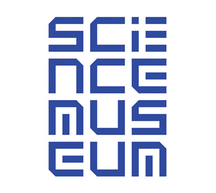 The London Science Museum's new logo design