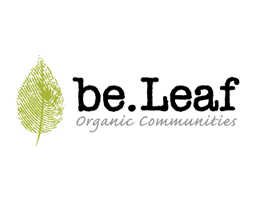 be leaf logo