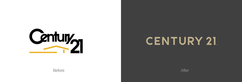 Century 21 New logo design