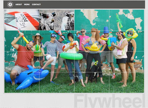Flywheel Design Website