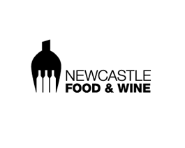 Newcastle food and wine restaurant logo