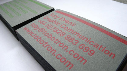 grey business-cards-design