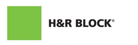 H&R Block logo design