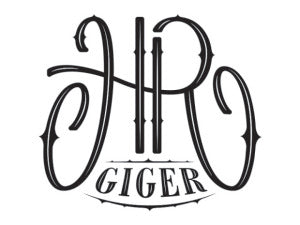 HR monogram logo
