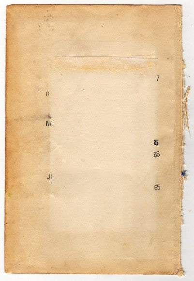 old page inside book texture