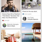 Pinterest App for iPhone