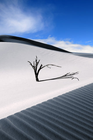 sand dune iphone-wallpaper