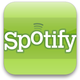 spotify icon for iphone and ipad app