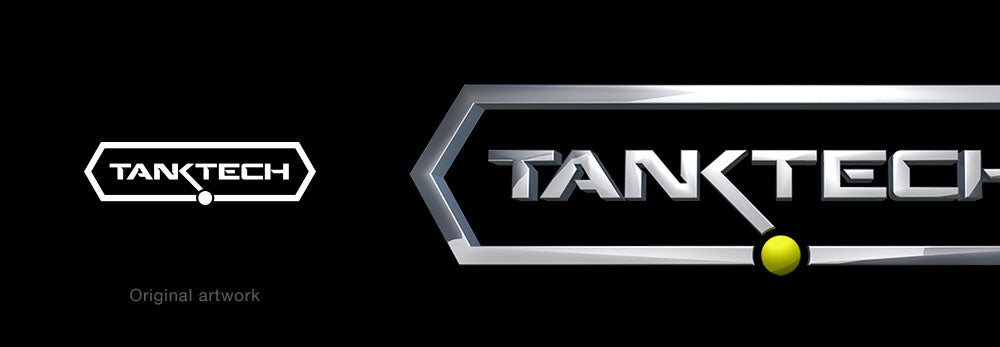 Tanktech 3D logo with 3D logo Maker