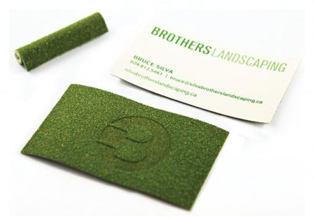 turf business card