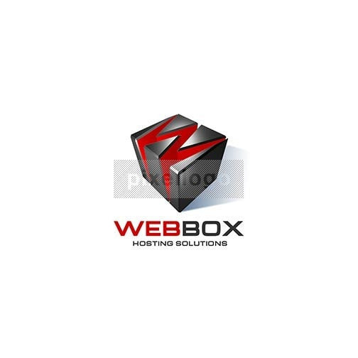 Technology Cube - Pixellogo