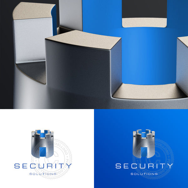 Identity Protection Solutions - Pixellogo