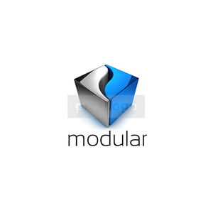 Modular Technology Software-3D Non Exclusive-Pixellogo