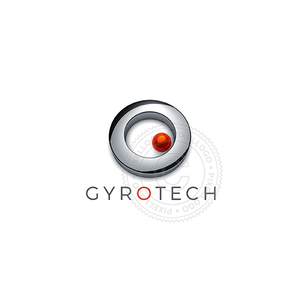 Gyroscope Technology Logo - Pixellogo