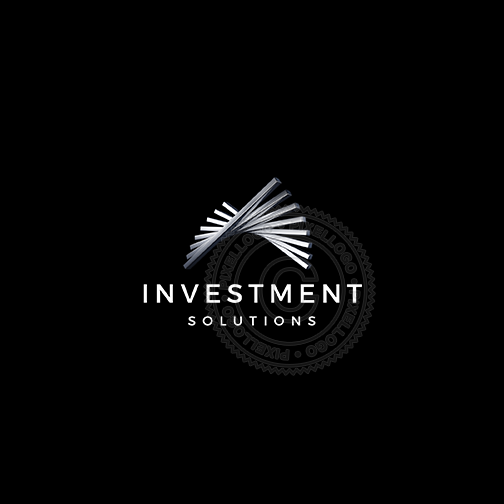 Investments 3D logo - Pixellogo