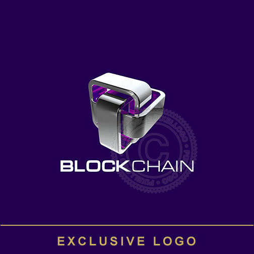 Block Chain Crypto Currency logo