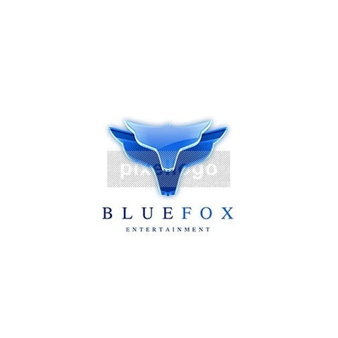 Blue Fox 3D - Pixellogo
