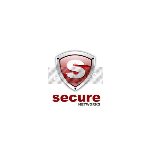 Red Shield Security Logo 3D-113 - pixellogo