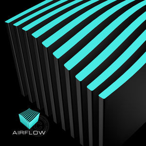 AirFlow Air Systems Logo - Air management systems | Pixellogo