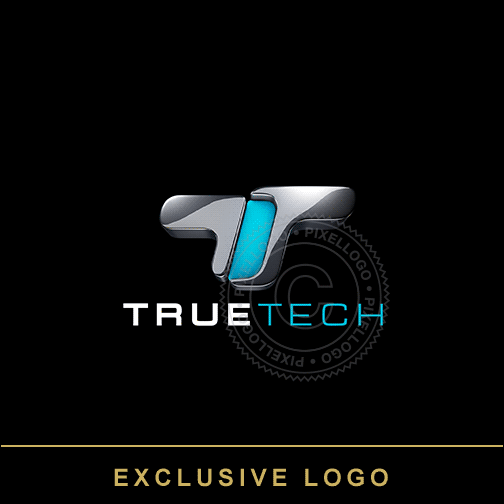 True Tech Logistics logo - Pixellogo