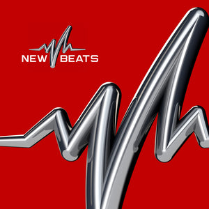 Audio Beats Logo - Heart Beat logo | Pixellogo